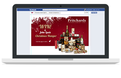 Pritchards Facebook App