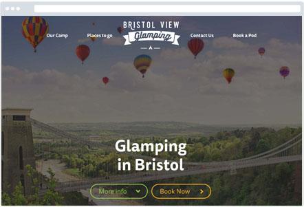 Bristol View Glamping